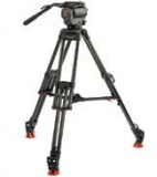 C1030D-30L-F  1030D Head & 30L Tripod with Floor Spreader & Case